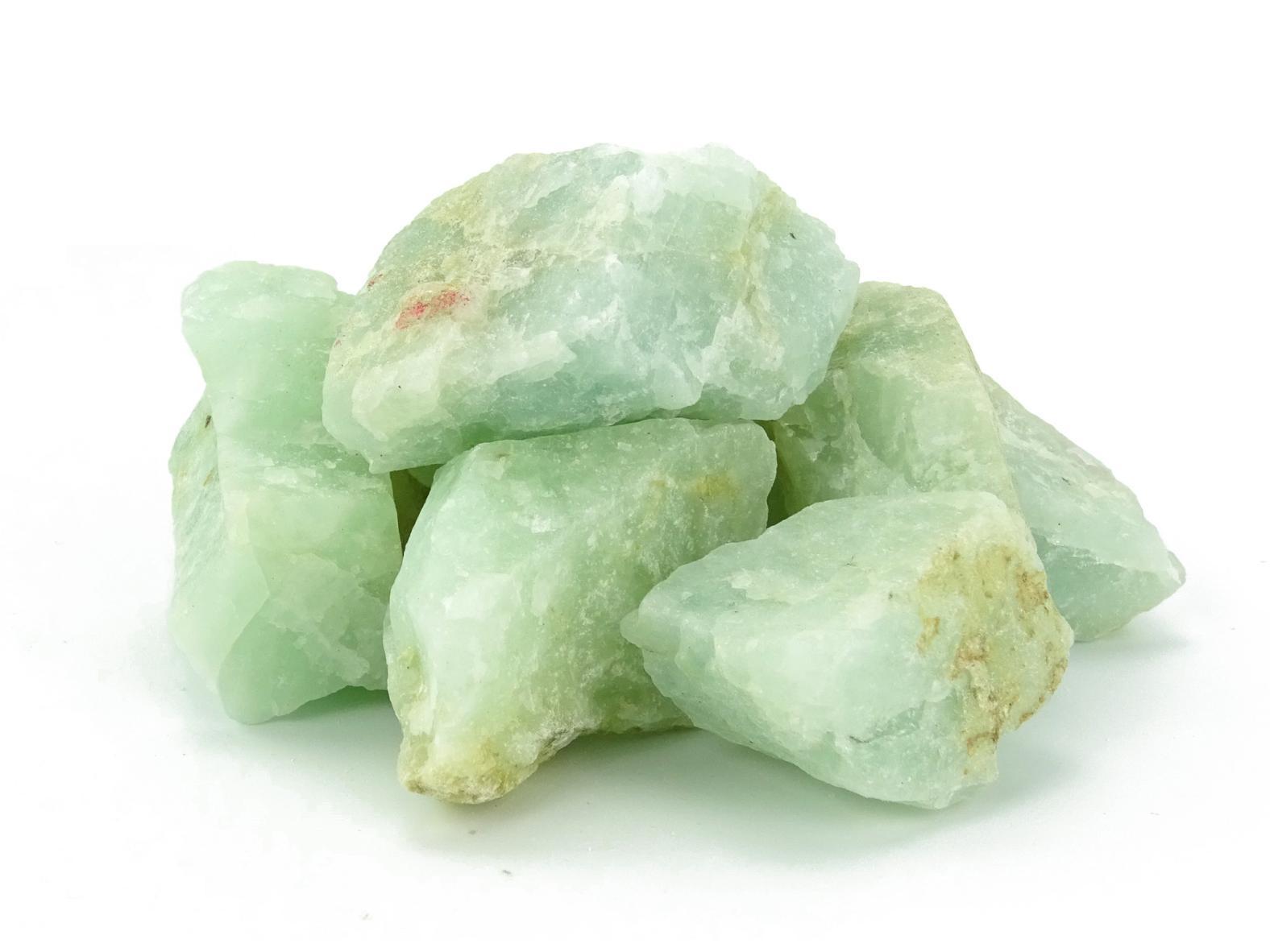 Aquamarin Wassersteine / Dekosteine (0,5 kg)