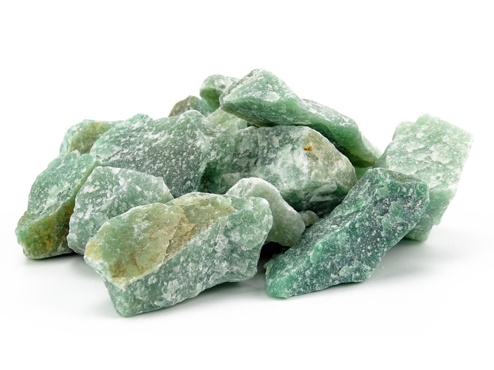 Aventurin Wassersteine / Dekosteine (0,5 kg)