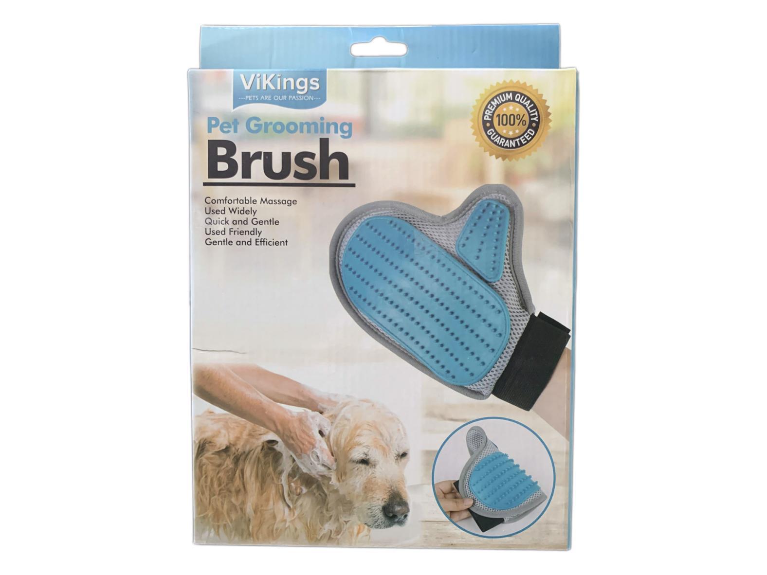 BlueBlanko - Der Haustierhandschuh für Hunde und Katzen (Fellpflege, Handschuh)