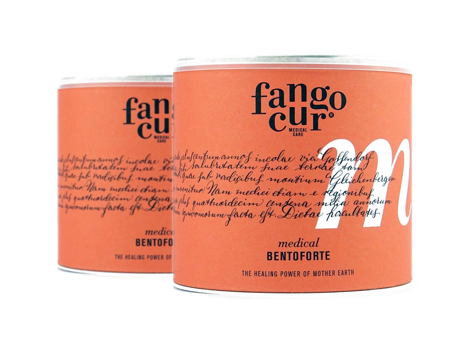 Fangocur Bentoforte Doppelpack - Bei Mundgeruch / Problemen im Mund-Rachenraum (2x 200 ml)