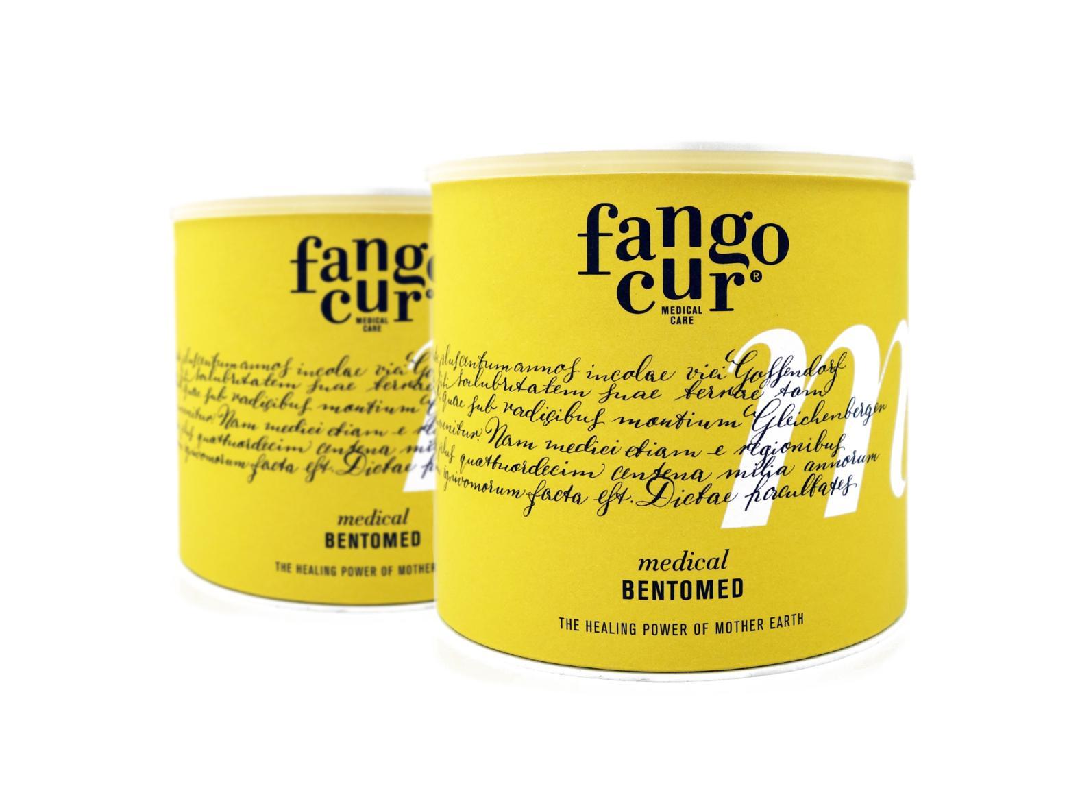 Fangocur Bentomed Doppelpack (2x 200ml zum Sparpreis)