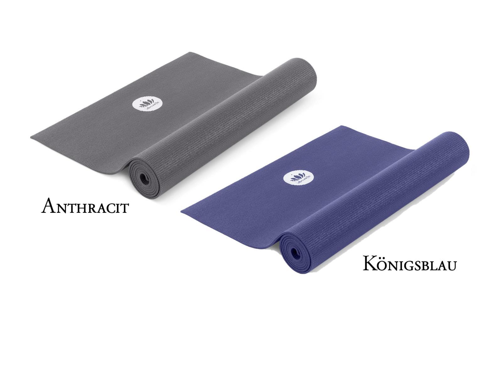 Yogamatte STUDIO (183 x 61 cm) - Schadstoffgeprüft