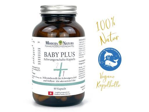 Baby Plus - Schwangerschafts Kapseln