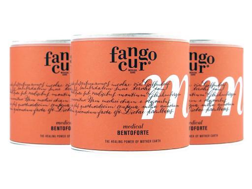 Fangocur Bentoforte 3x 200 ml Pack - Bei Mundgeruch / Problemen im Mund-Rachenraum