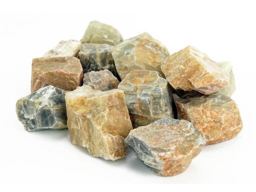Mondstein Wassersteine / Dekosteine (0,5 kg)