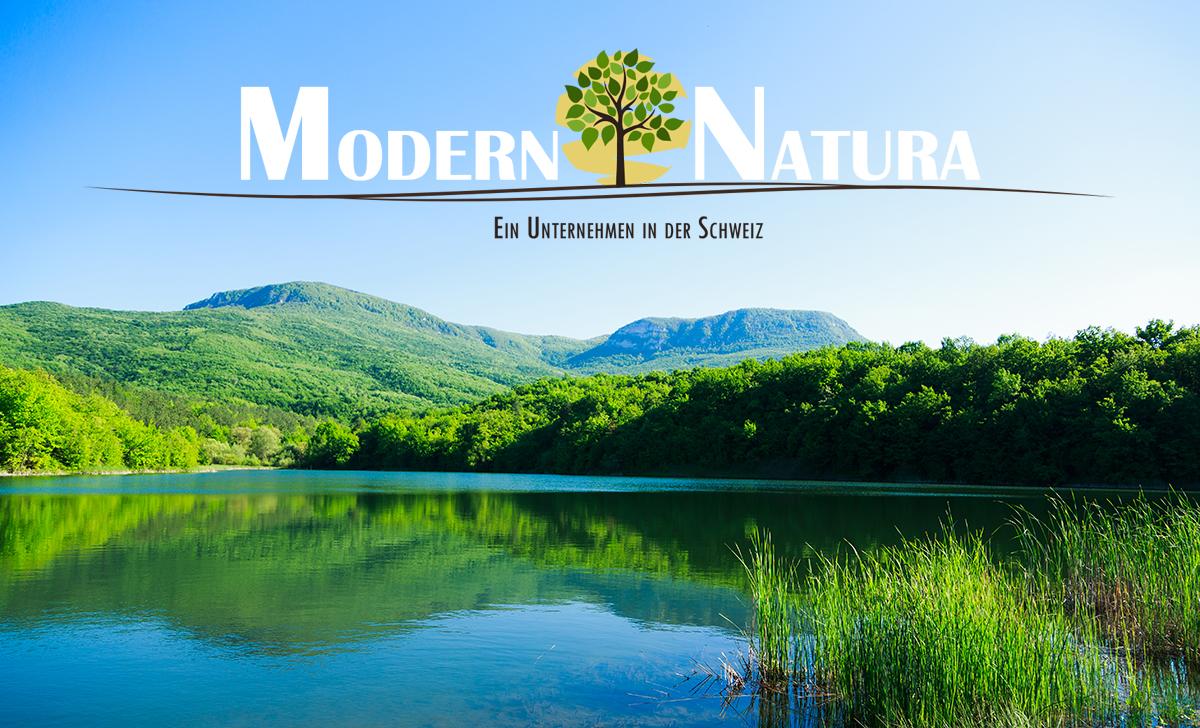Modern Natura - Schweiz - Online Shop - Aus der Natur, für den Menschen.