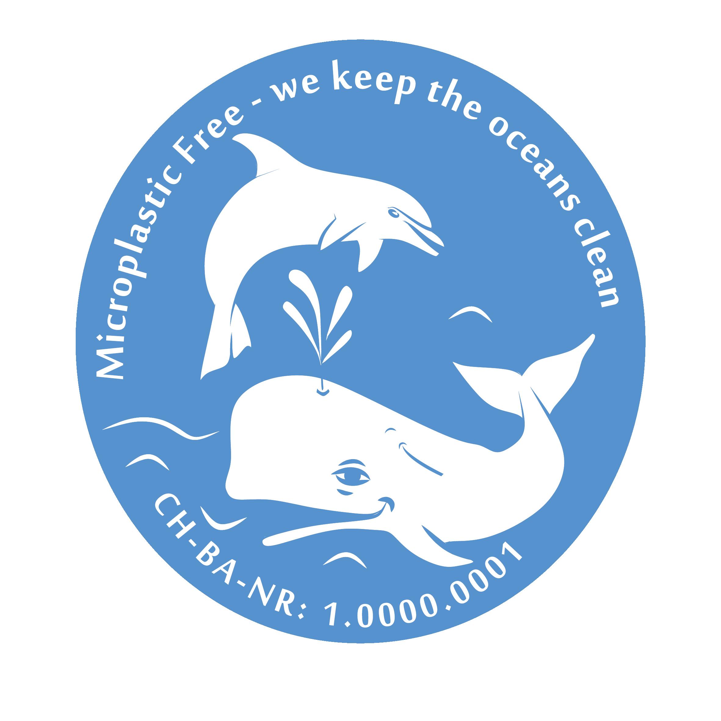 Ohne Mikroplastik - Für die Umwelt, für unsere Ozeane.