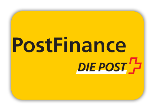 Bezahlen mit PostFinance / Post Finance Card