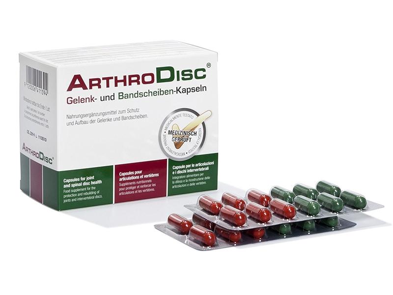 ArthroDisc Gelenk- und Bandscheiben Kapseln