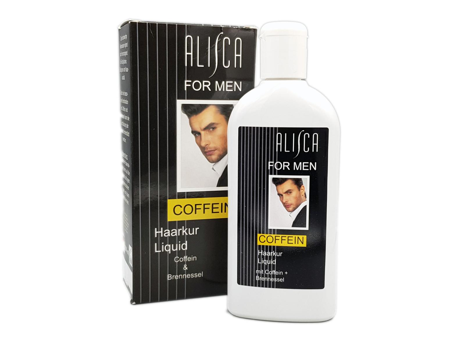 ALISCA® Haarkur Liquid - Coffein - For Men (250 ml)