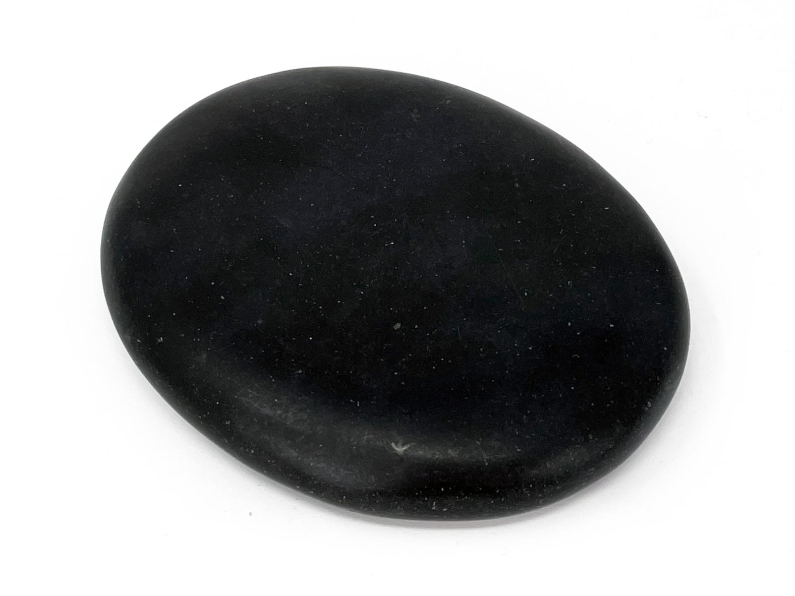 Basalt-Stein - 90-110 mm (Hot Stone / Massagestein)