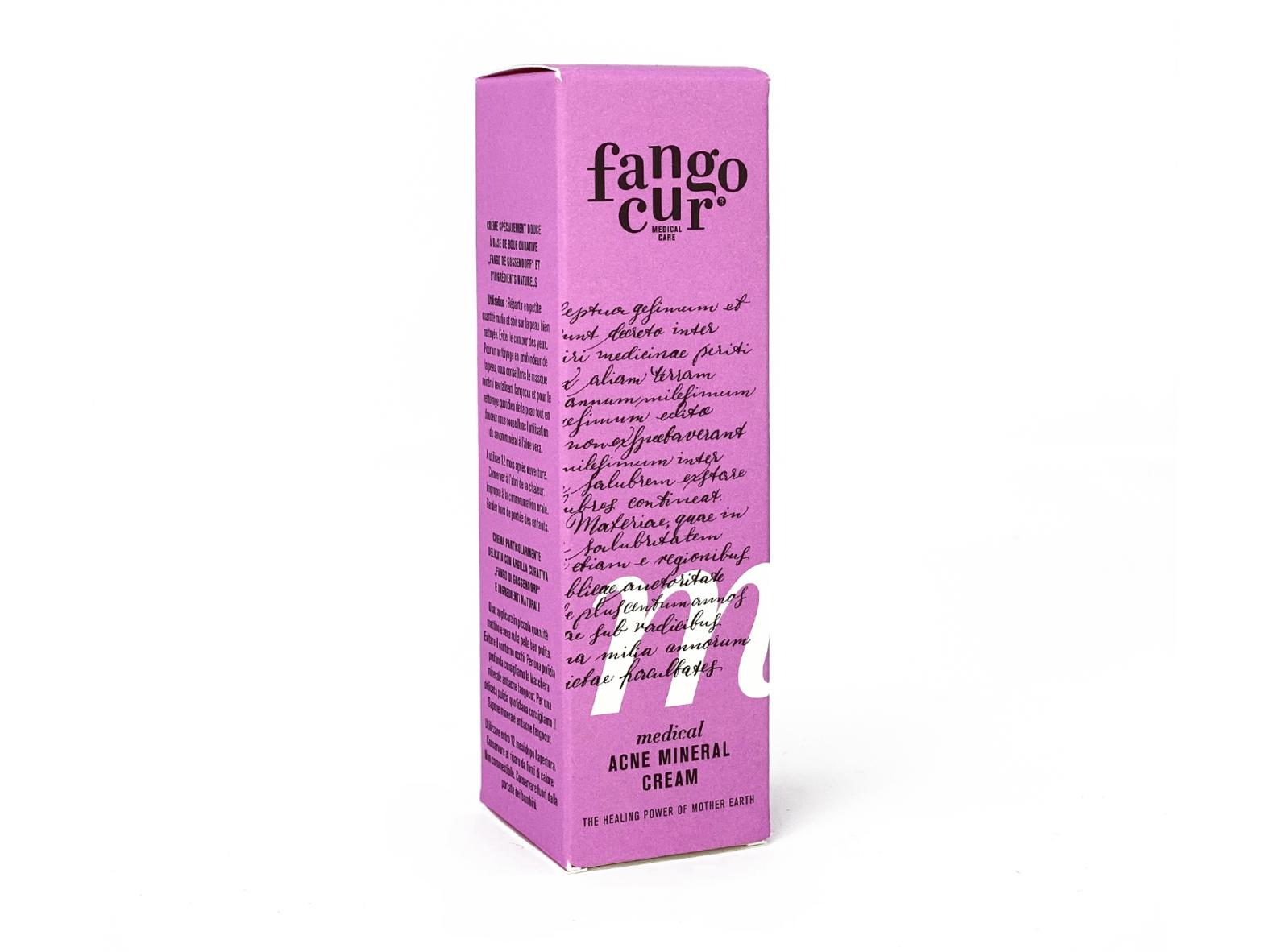Fangocur Mineral Creme N04 - (30 ml)