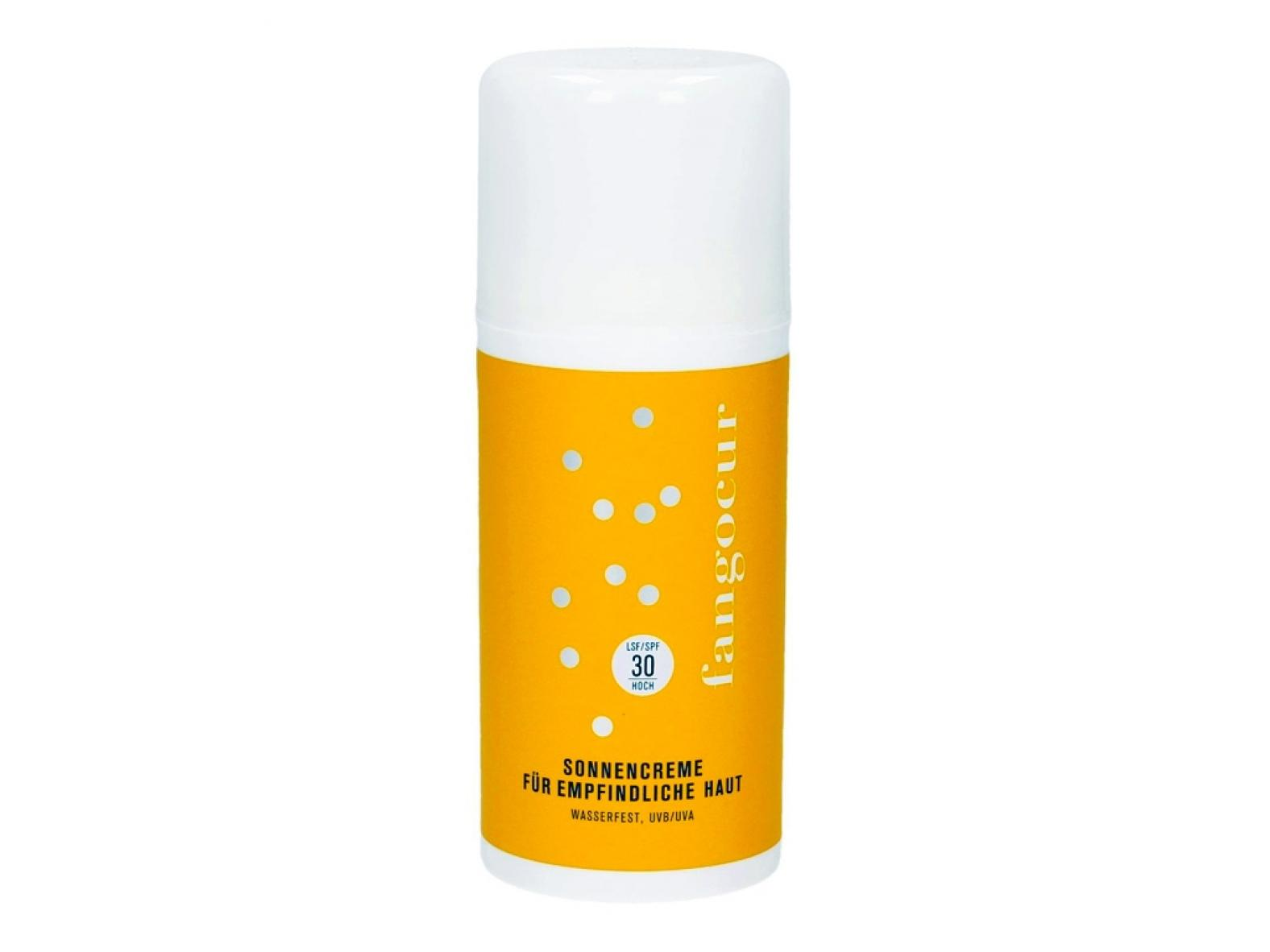 fangocur - Sonnencreme 100ml LSF 30