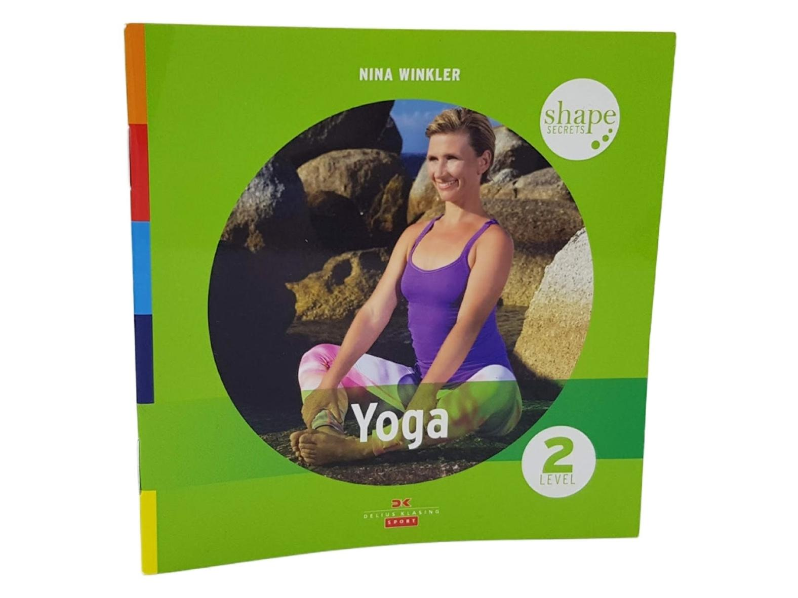 Nina Winkler: Shape Secrets - Yoga Level 2 (Heft)