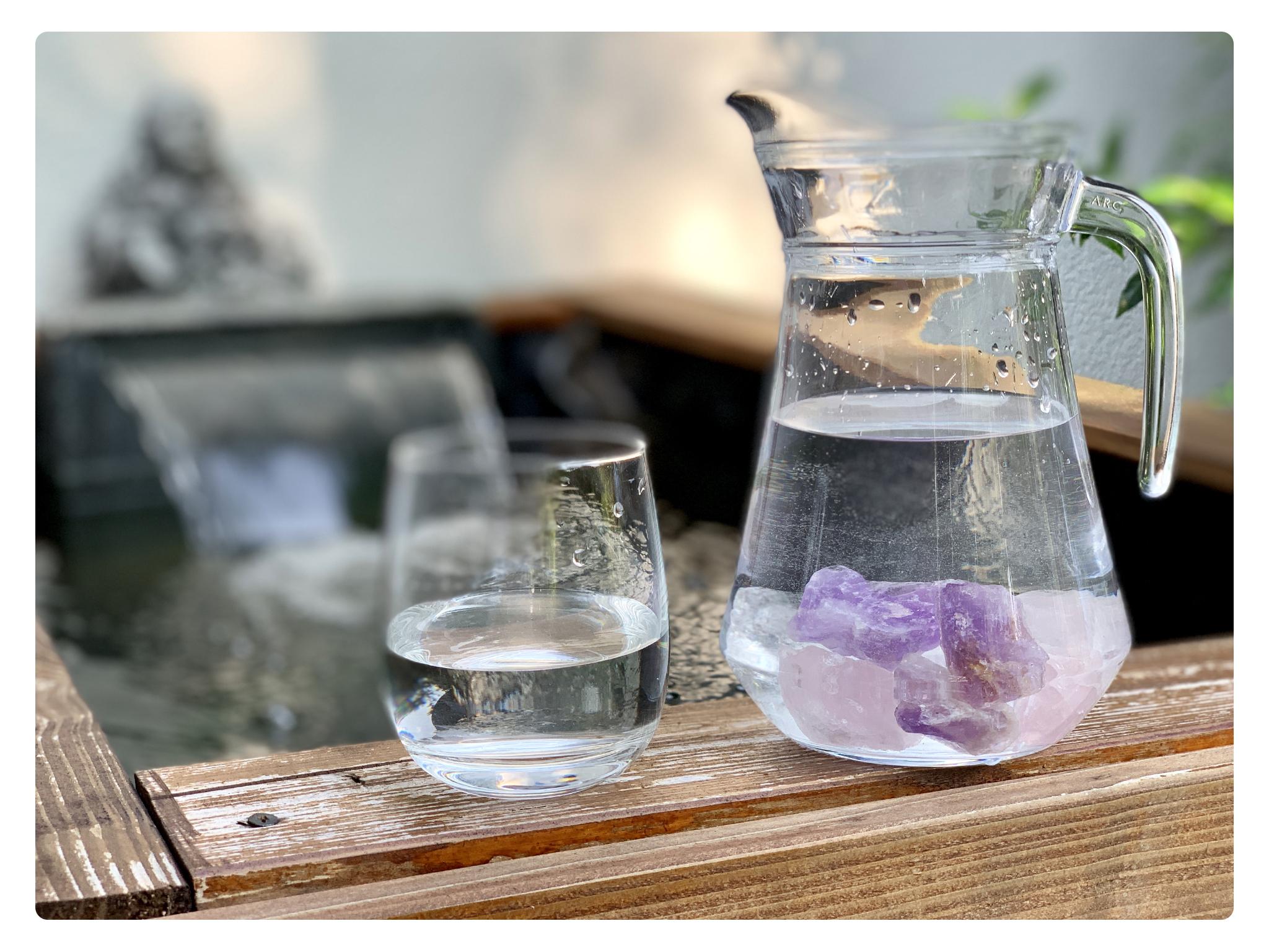 Wasserstein Trinkset