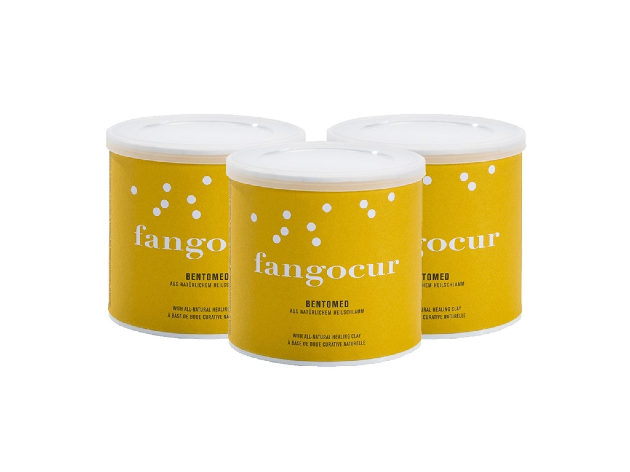 fangocur Bentomed 3x 200ml Pack