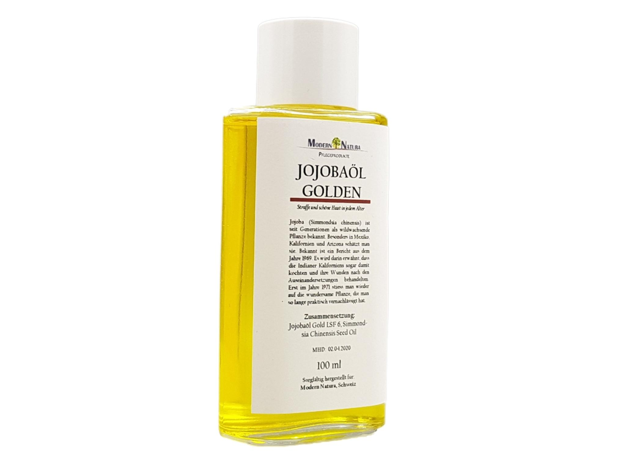 Jojobaöl Golden - 100ml
