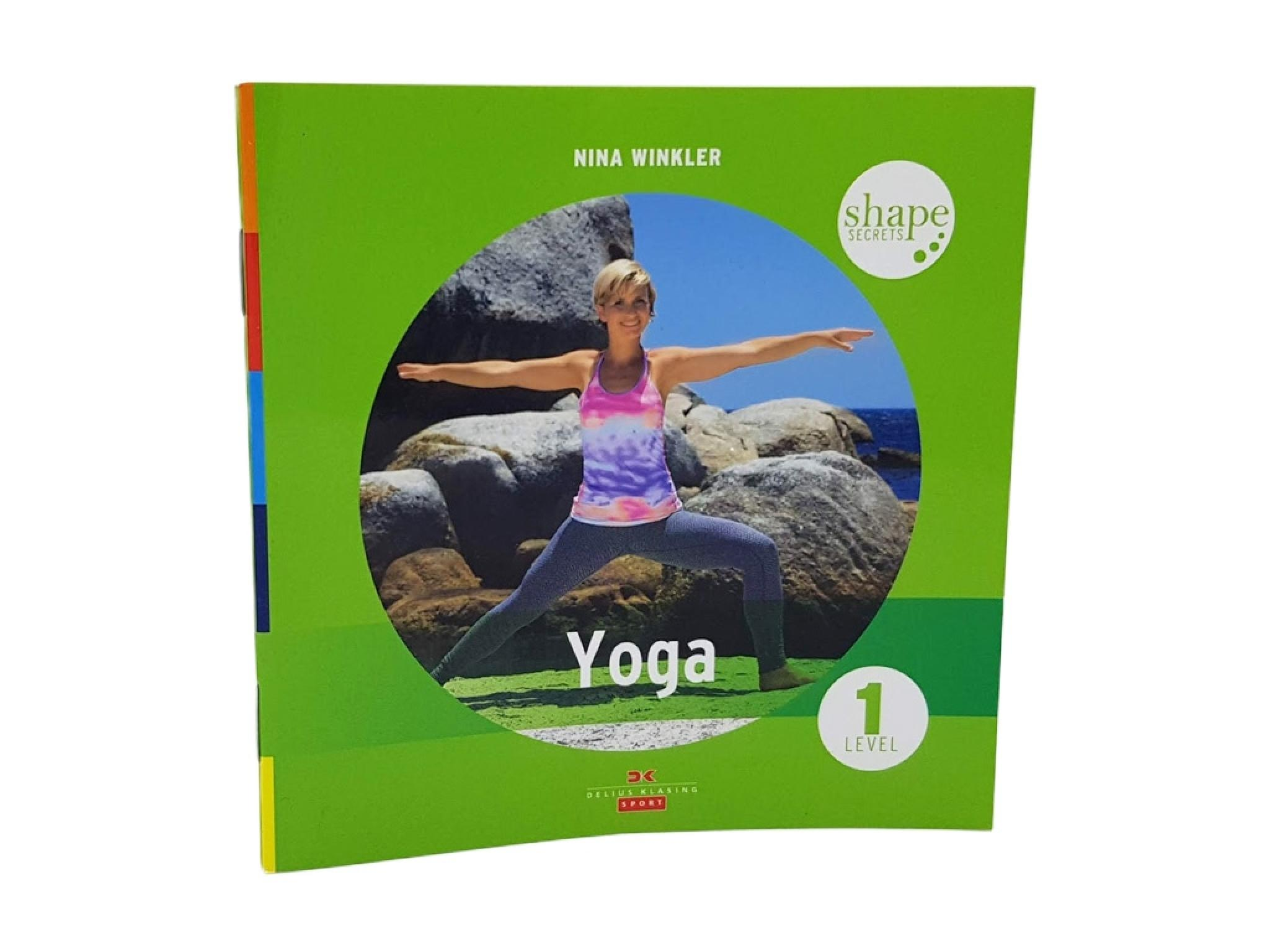Nina Winkler: Shape Secrets - Yoga Level 1 (Heft)