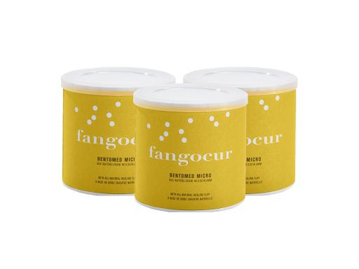 fangocur Bentomed Micro 3x 200 ml Pack